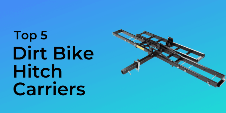 Top 5 Dirt Bike Hitch Carriers 2020
