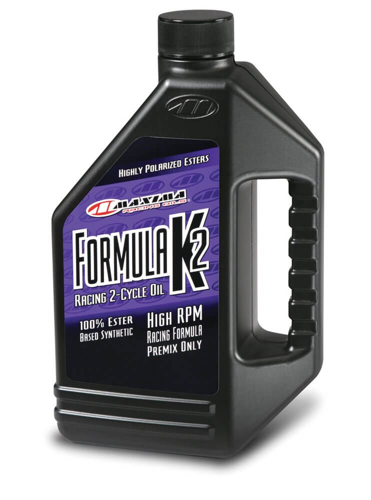 2-Stroke Synthetic Premix Racing Oil