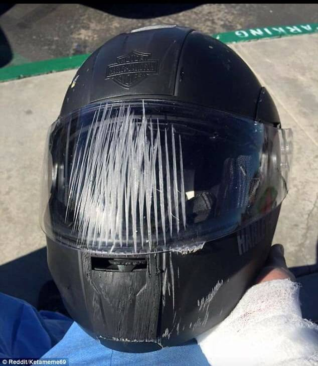 When Should I Replace A Motorcycle Helmet