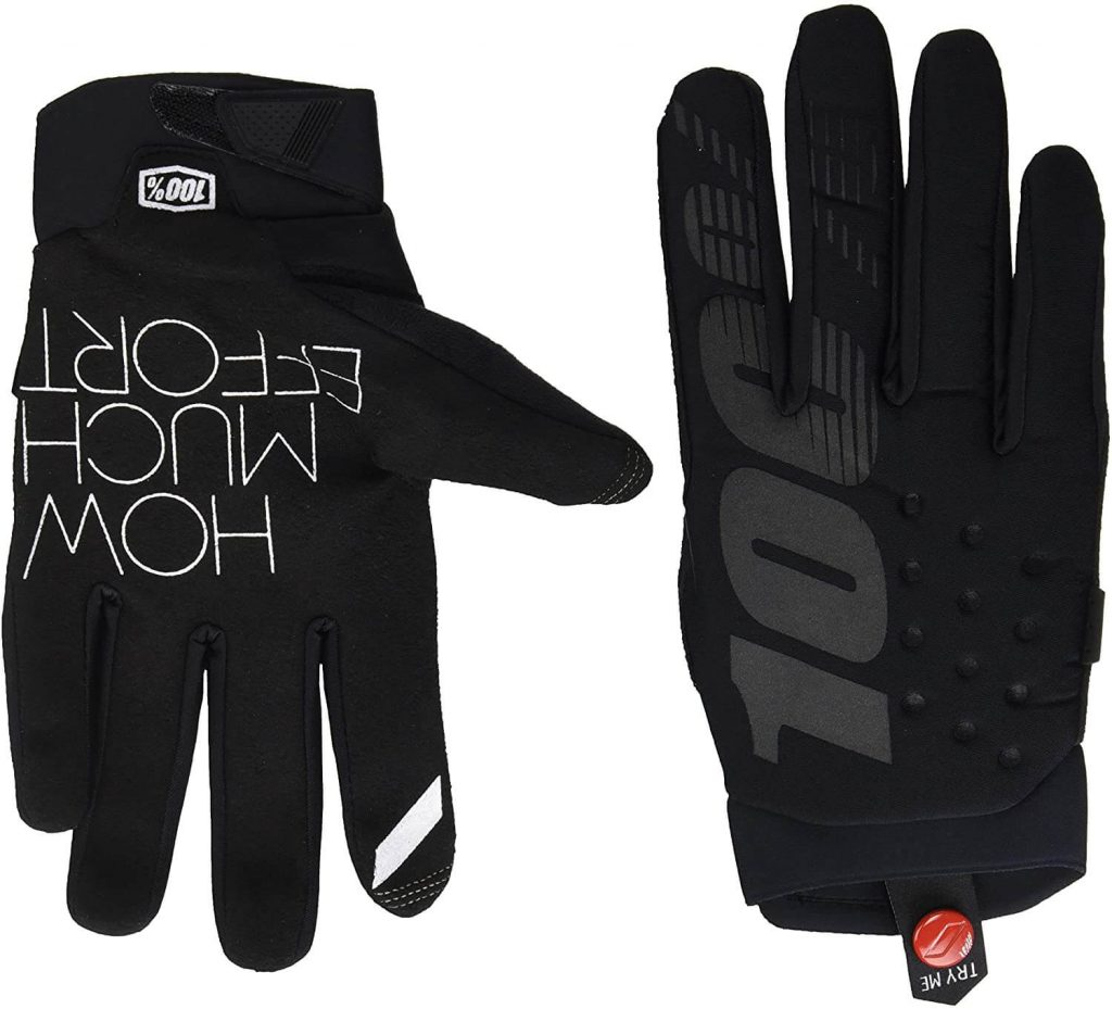 best dirt bike gloves for winter
