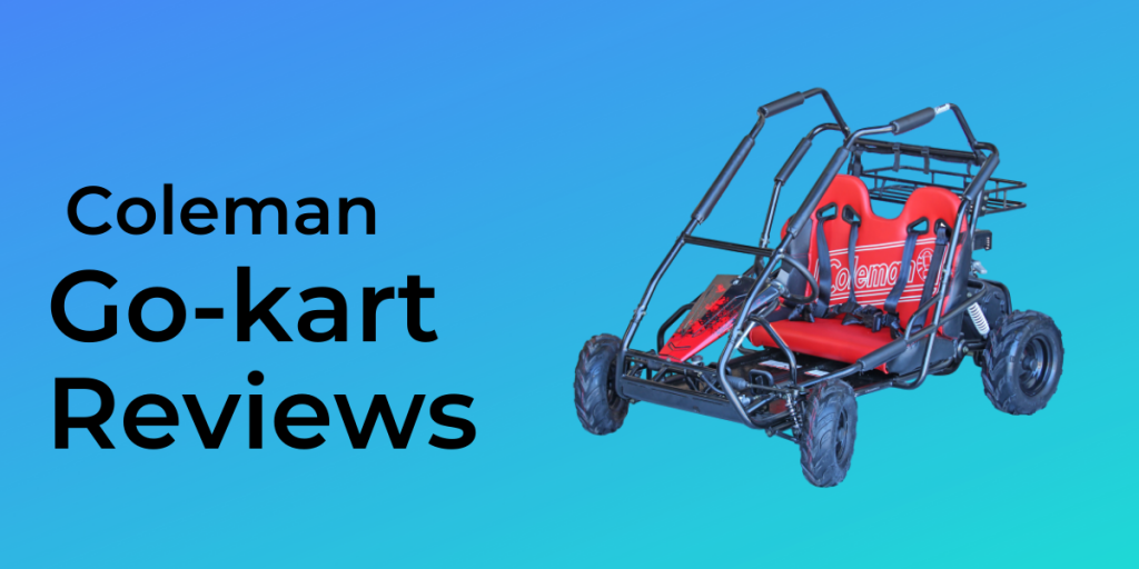 coleman go kart review