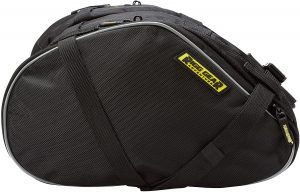 Nelson-Rigg RG-020 Black Dual Sport Motorcycle tail bag