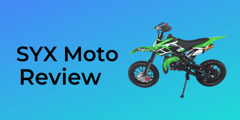 syx moto holeshot 50cc kids mini dirt bike review 2020